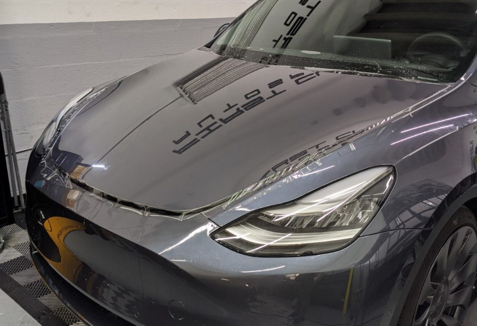 Model Y paint protection