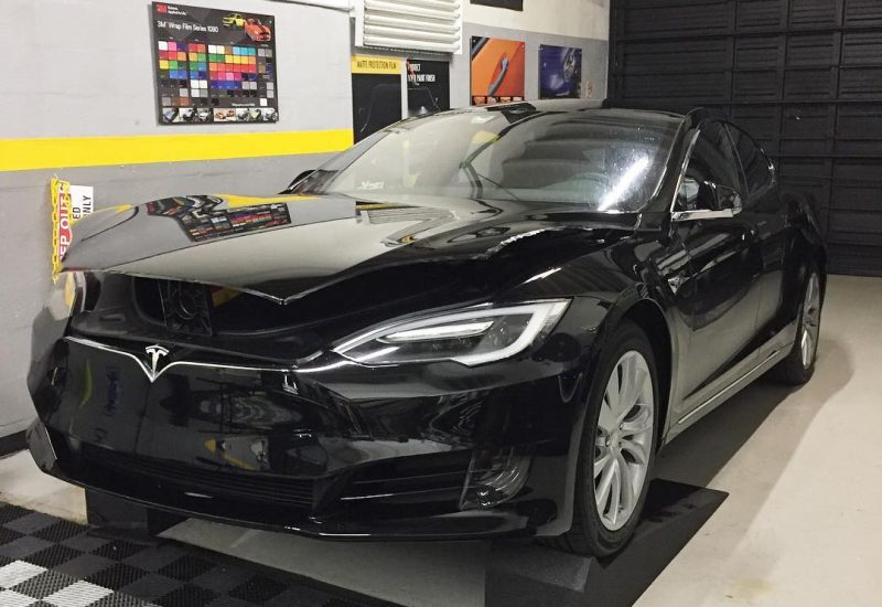 Tesla model window tinting in Miami specializing in Tesla Model s window tinting, Tesla model s window tinting, Tesla model s window tinting. Xpel Paint protection films in miami dade