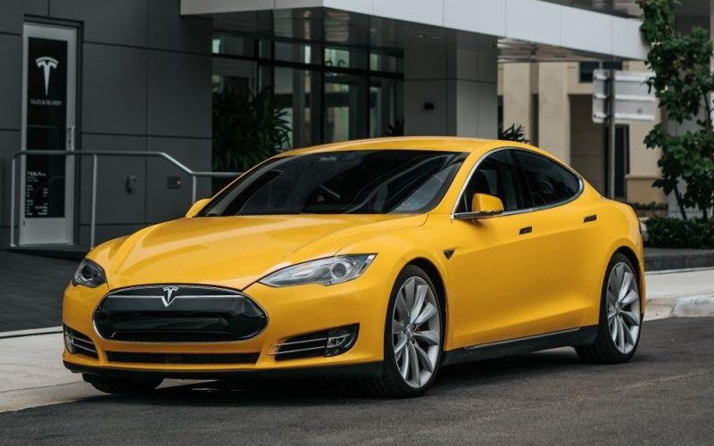 Miami Tesla Window Tinting